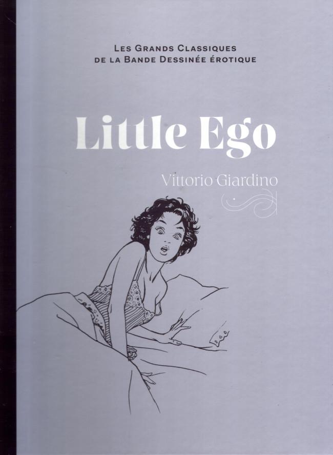 Couverture de Les grands Classiques de la Bande Dessinée érotique - La Collection -4669- Little Ego
