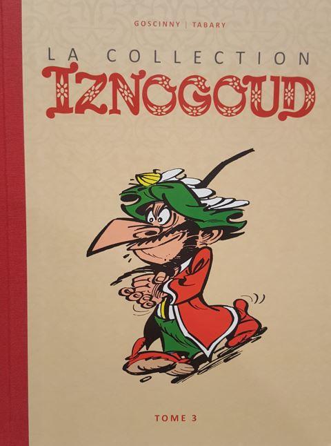 Couverture de Iznogoud - La Collection (Hachette) -3- Tome 3