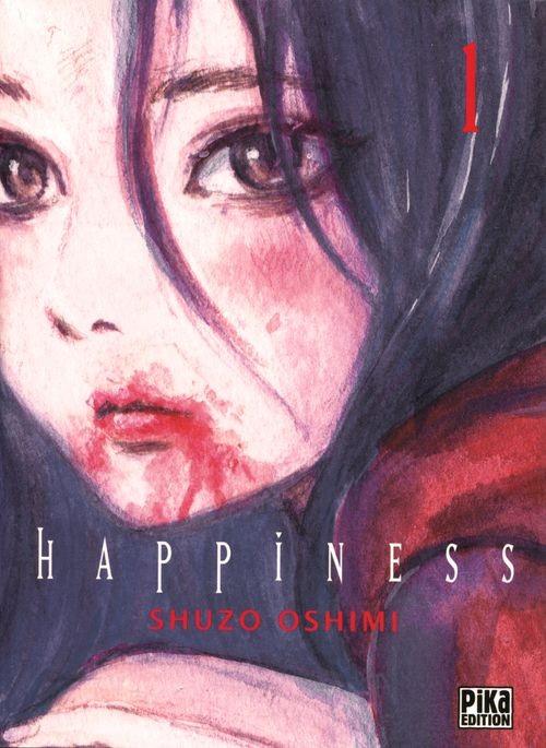 Couverture de Happiness -1- Volume 1