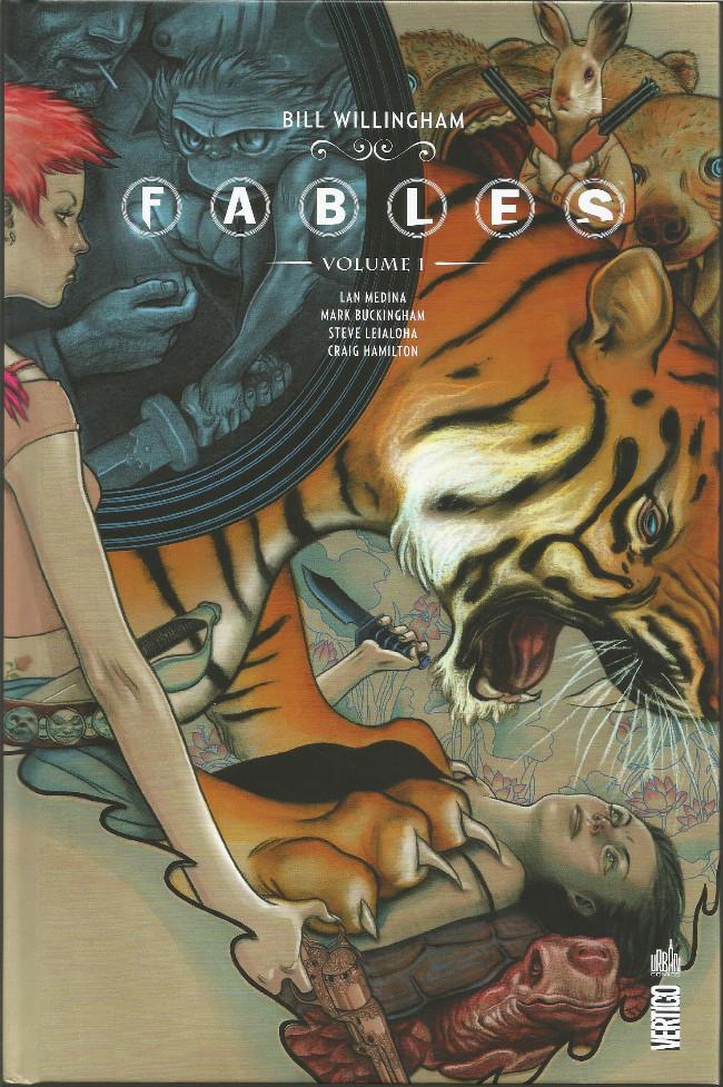 Couverture de Fables (Urban Comics) -INT01- Volume 1