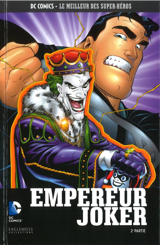 Couverture de DC Comics - Le Meilleur des Super-Héros -64- Empereur Joker - 2e Partie