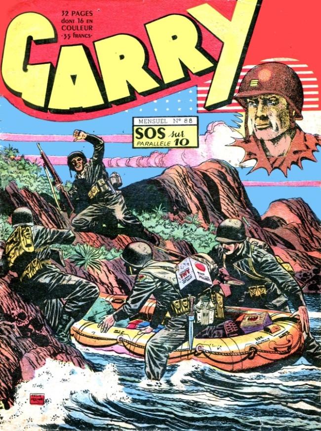 Couverture de Garry (sergent) (Imperia) (1re série grand format - 1 à 189) -88- SOS sur parallèle 10
