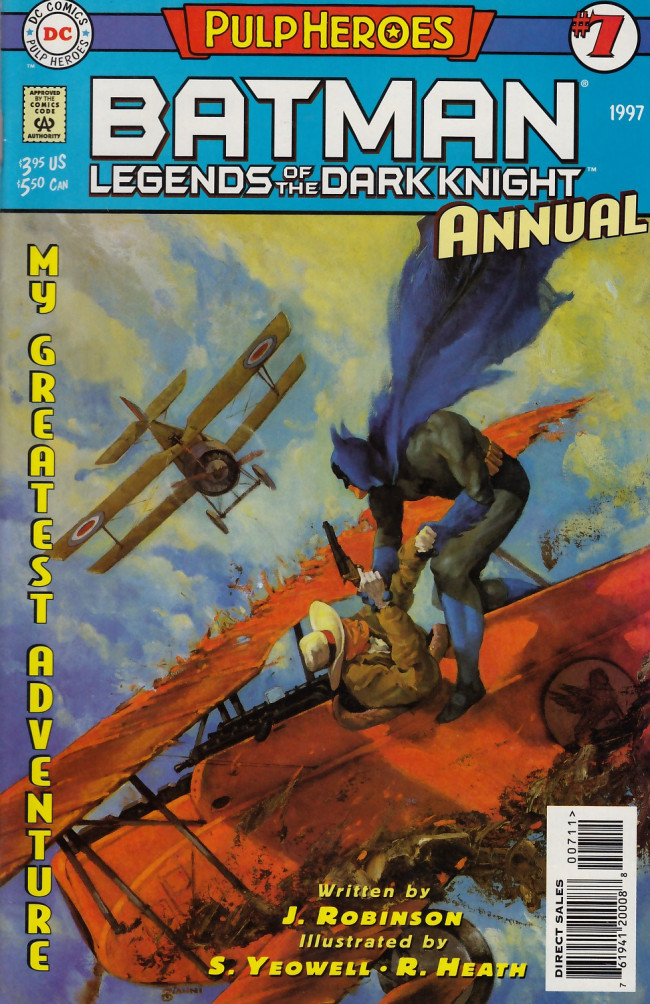 Couverture de Batman: Legends of the Dark Knight (1989) -AN07- I am a gun