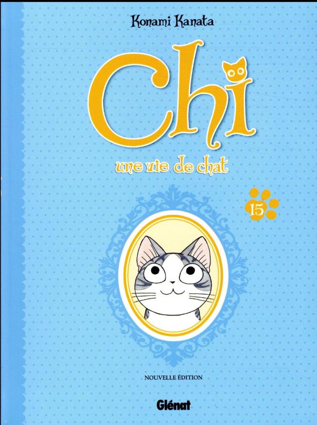 Couverture de Chi - Une vie de chat (grand format) -15- Tome 15