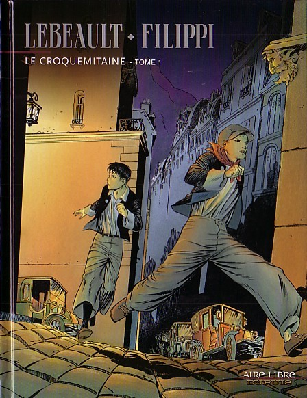 Couverture de Le croquemitaine -1- Tome 1