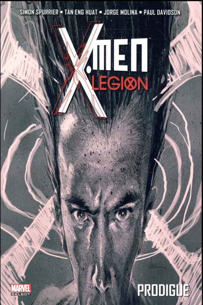 Couverture de X-Men Legion -1- Prodigue