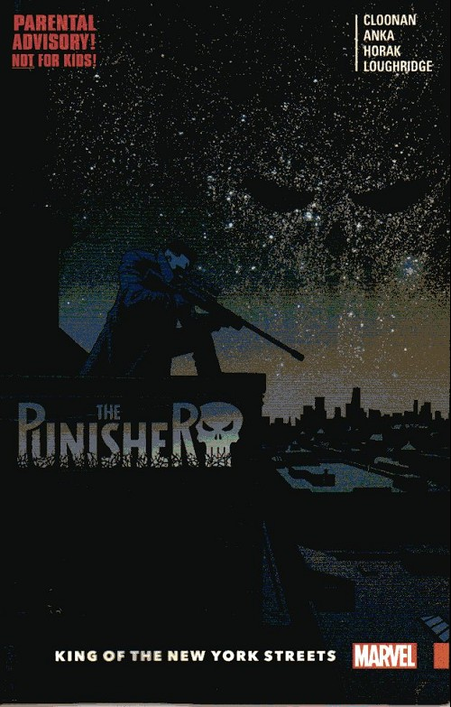Couverture de Punisher (2016) (The) -INT03- King of the new york streets