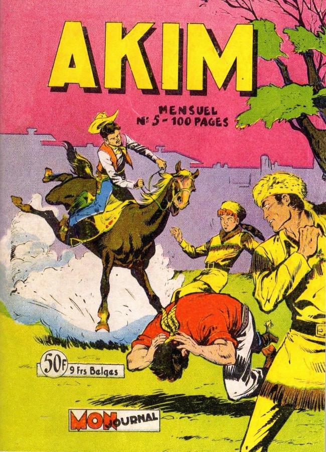 Couverture de Akim (1re série) -5- sans titre