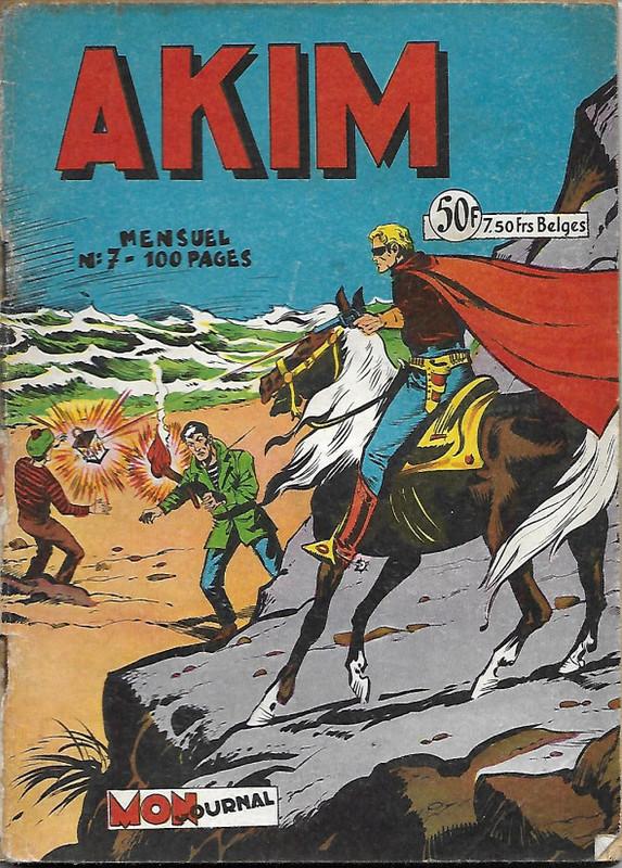 Couverture de Akim (1re série) -7- sans titre