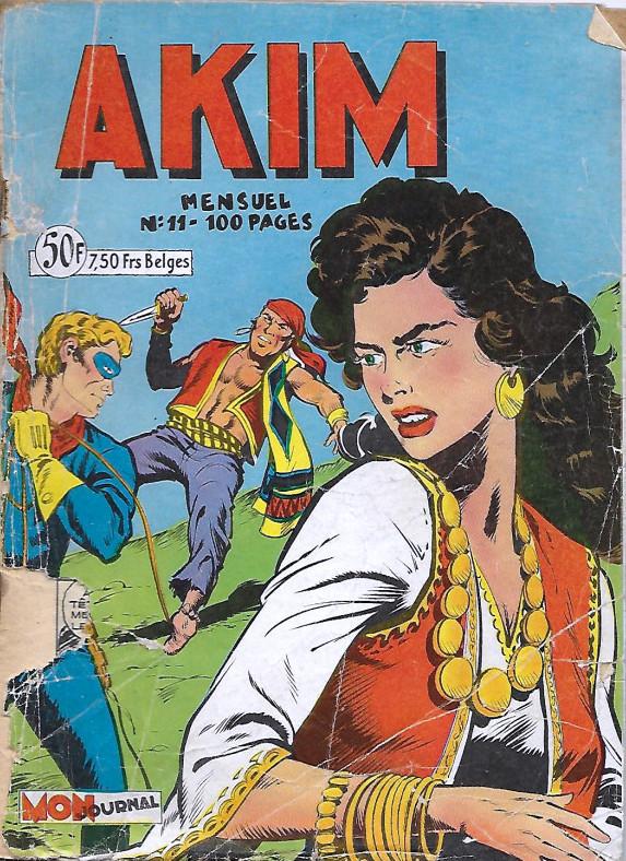 Couverture de Akim (1re série) -11- sans titre