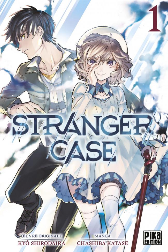 Couverture de Stranger Case -1- Tome 1