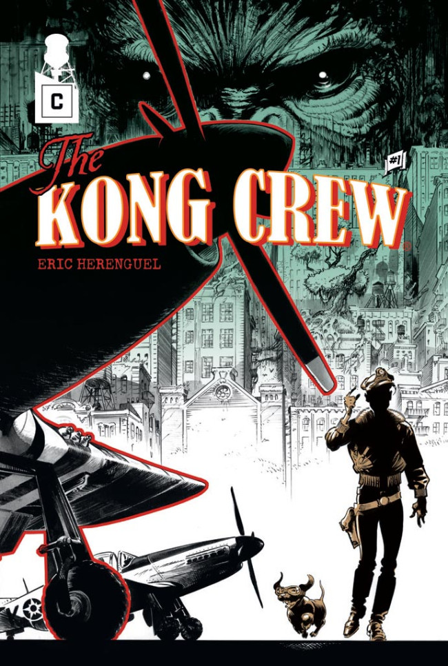 Couverture de Kong Crew (The) (2018) -1- The Kong Crew
