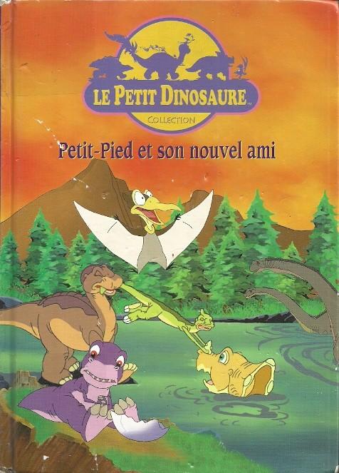 Le petit dinosaure bd informations cotes - Petit pieds dinosaure ...