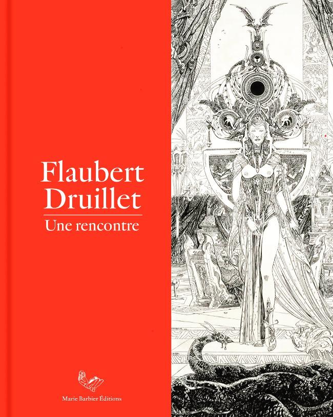 Couverture de Lone Sloane - Flaubert Druillet - Une rencontre