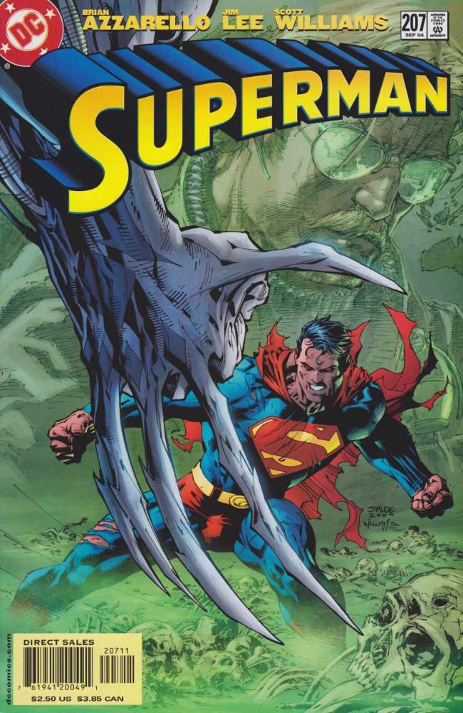 Couverture de Superman (1987) -207- For Tomorrow, Part Four