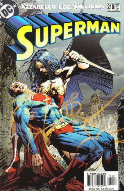 Couverture de Superman Vol.2 (DC comics - 1987) -210- For Tomorrow, Part Seven
