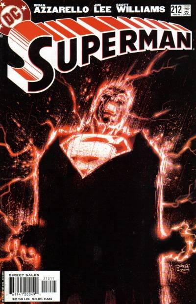 Couverture de Superman Vol.2 (DC comics - 1987) -212- For Tomorrow, Part Nine
