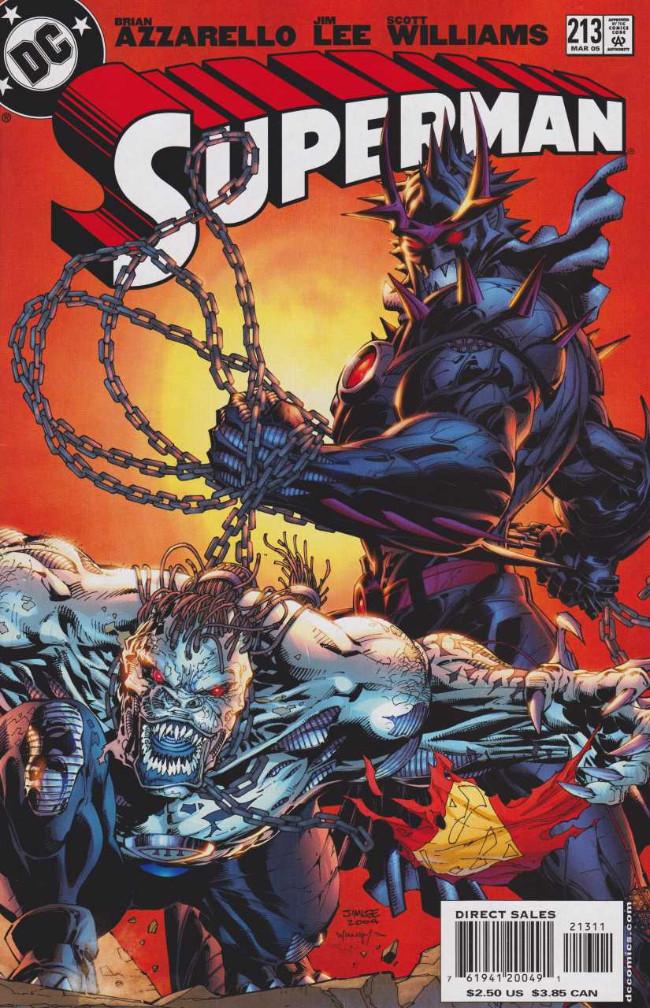 Couverture de Superman (1987) -213- For Tomorrow, Part Ten