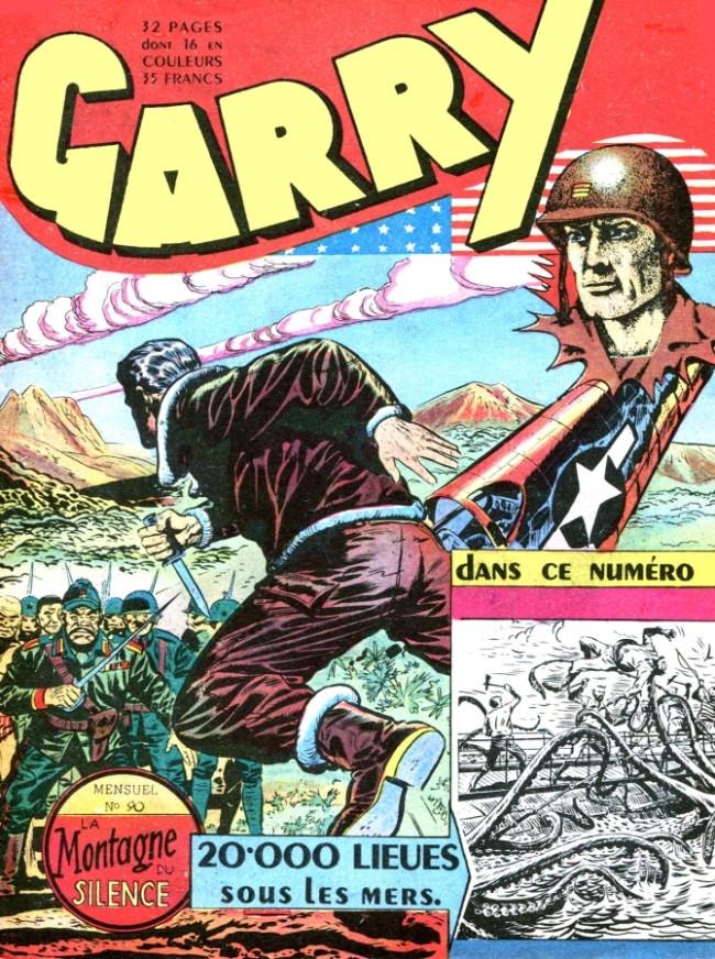 Couverture de Garry (sergent) (Imperia) (1re série grand format - 1 à 189) -90- La montagne du silence