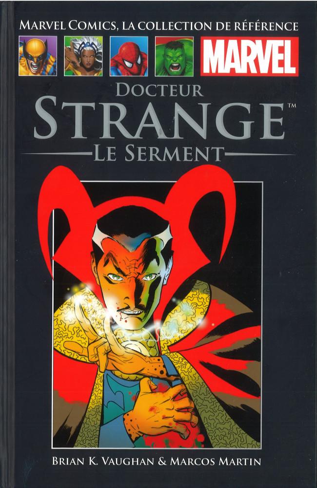 Couverture de Marvel Comics - La collection (Hachette) -10364- Docteur Strange - Le Serment