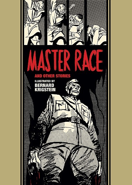 Couverture de EC Comics Library (The) (2012) -INT21- Master race and other stories (Bernard Krigstein)