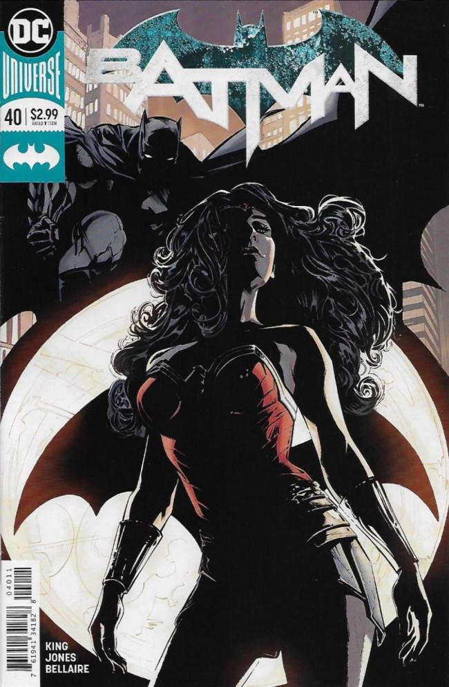 Couverture de Batman (DC Comics - 2016) -40- SuperFriends, Part Four