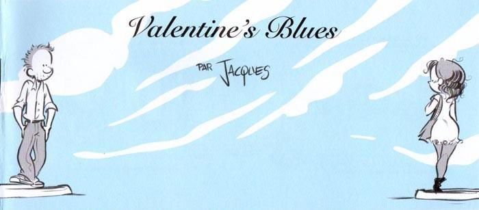 Couverture de Mini-récits et stripbooks Spirou -MR4166- Valentine's Blues