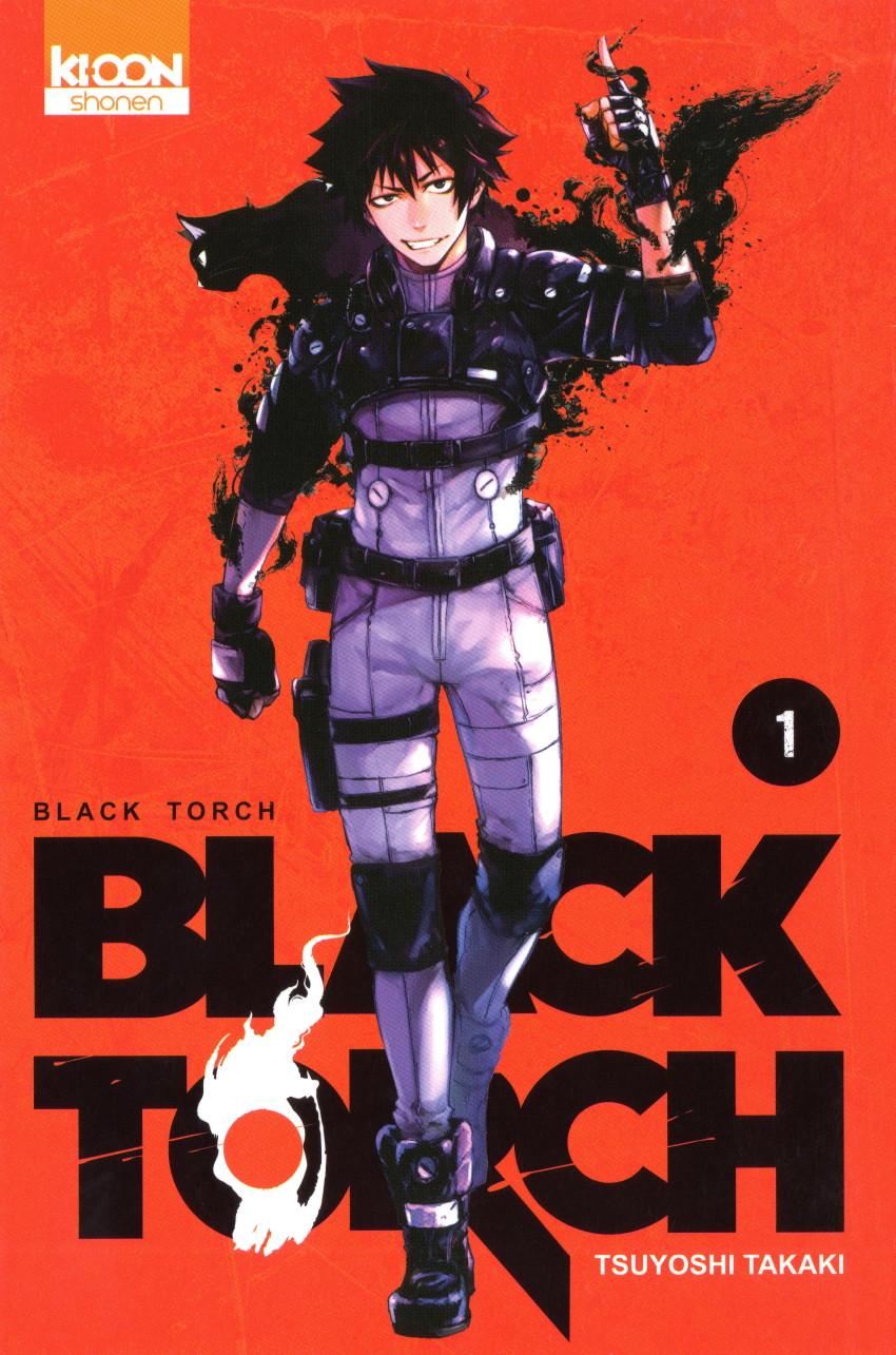 Couverture de Black Torch -1- Tome 1