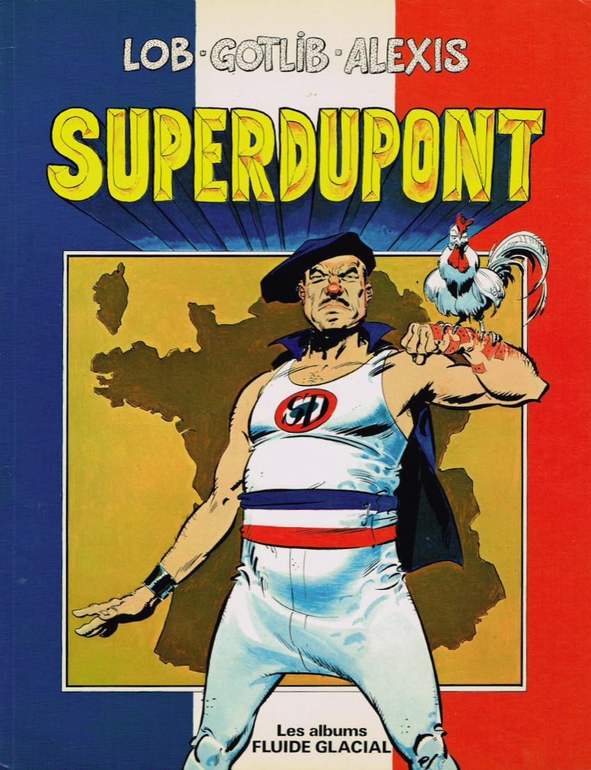 Couverture de SuperDupont - Tome 1