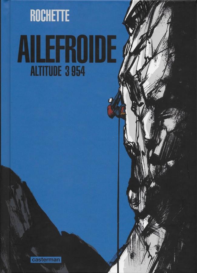 Couverture de Ailefroide Altitude 3954