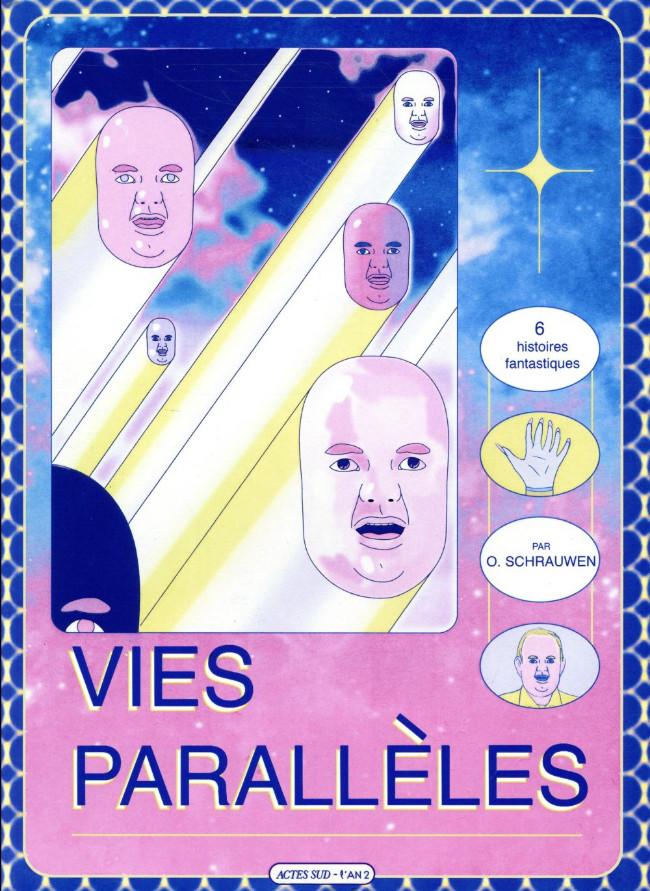 Couverture de Vies parallèles