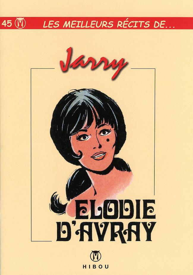 Couverture de Les meilleurs récits de... -45- Jarry