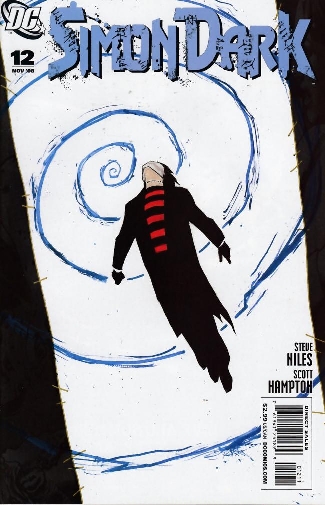 Couverture de Simon Dark (2007) -12- Down the rabbit hole