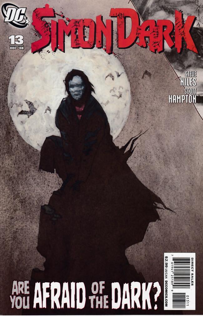 Couverture de Simon Dark (2007) -13- Time out