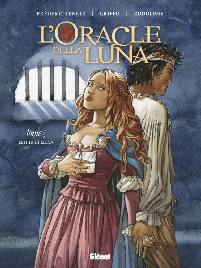 Couverture de L'oracle della luna -5- Esther et Éléna