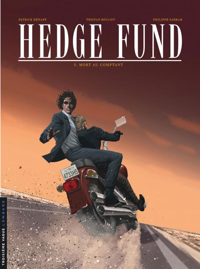 Couverture de Hedge Fund -5- Mort au comptant