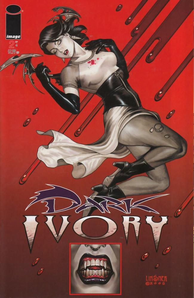 Couverture de Dark Ivory (2008) -2- Spellbound