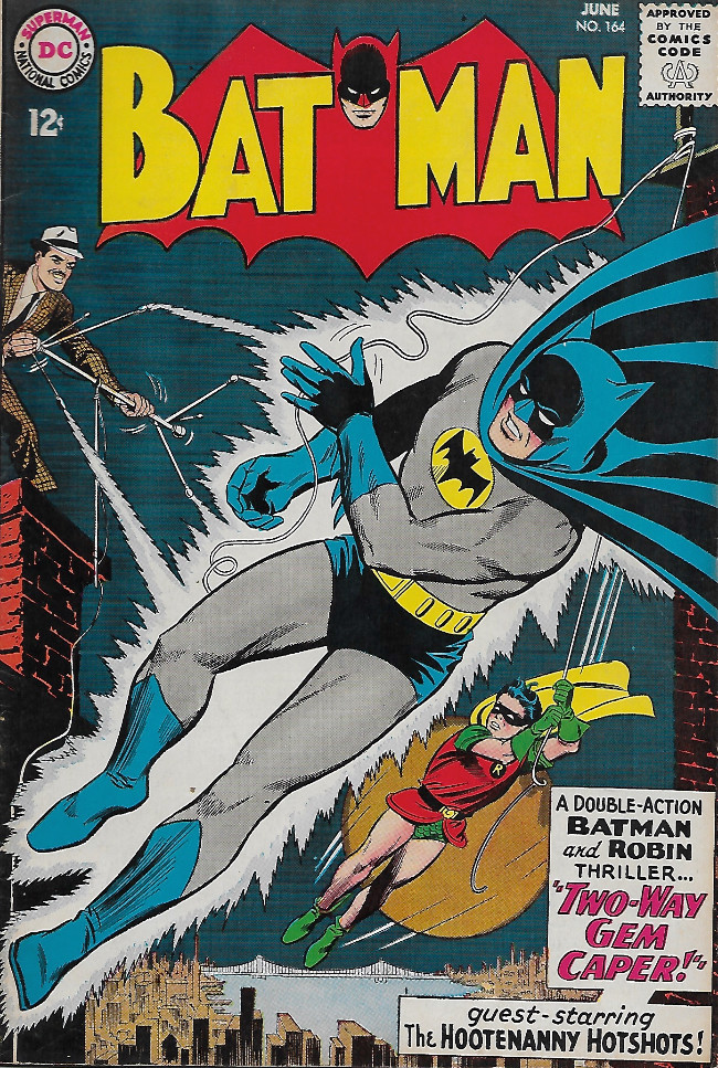 Couverture de Batman (1940) -164-