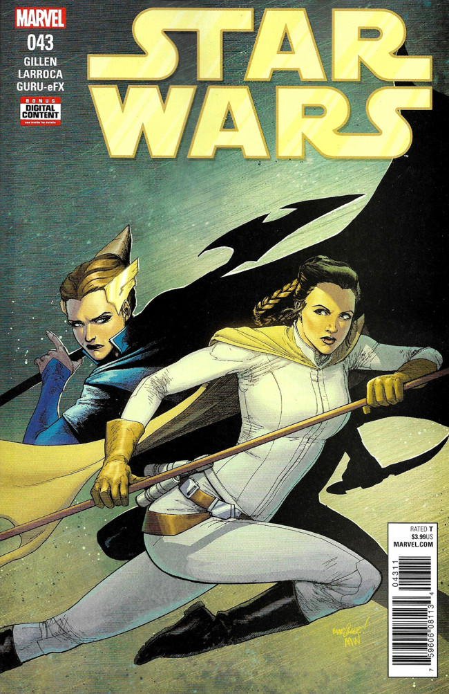 Couverture de Star Wars Vol.2 (Marvel comics - 2015) -43- The Ashes Of Jedha Part VI