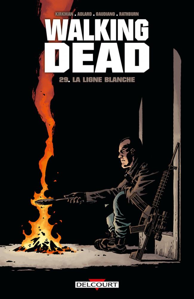 Couverture de Walking Dead -29- La ligne blanche