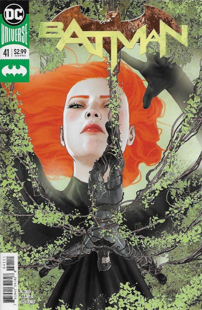 Couverture de Batman (2016) -41- Everyone Loves Ivy, Part One
