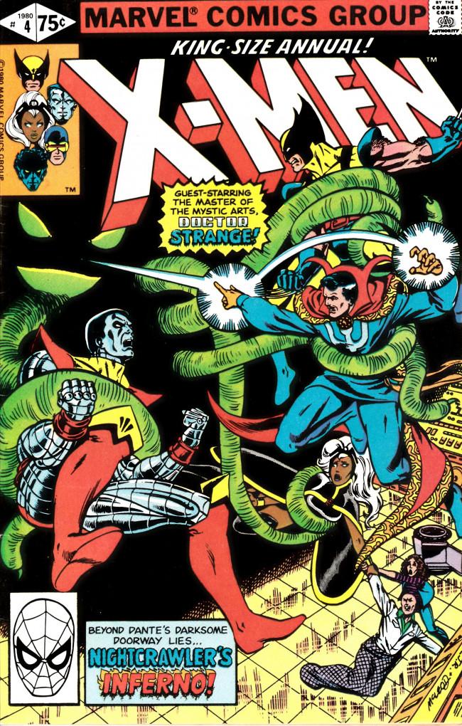 Couverture de Uncanny X-Men (The) (1963) -AN04- Nightcrawler's Inferno