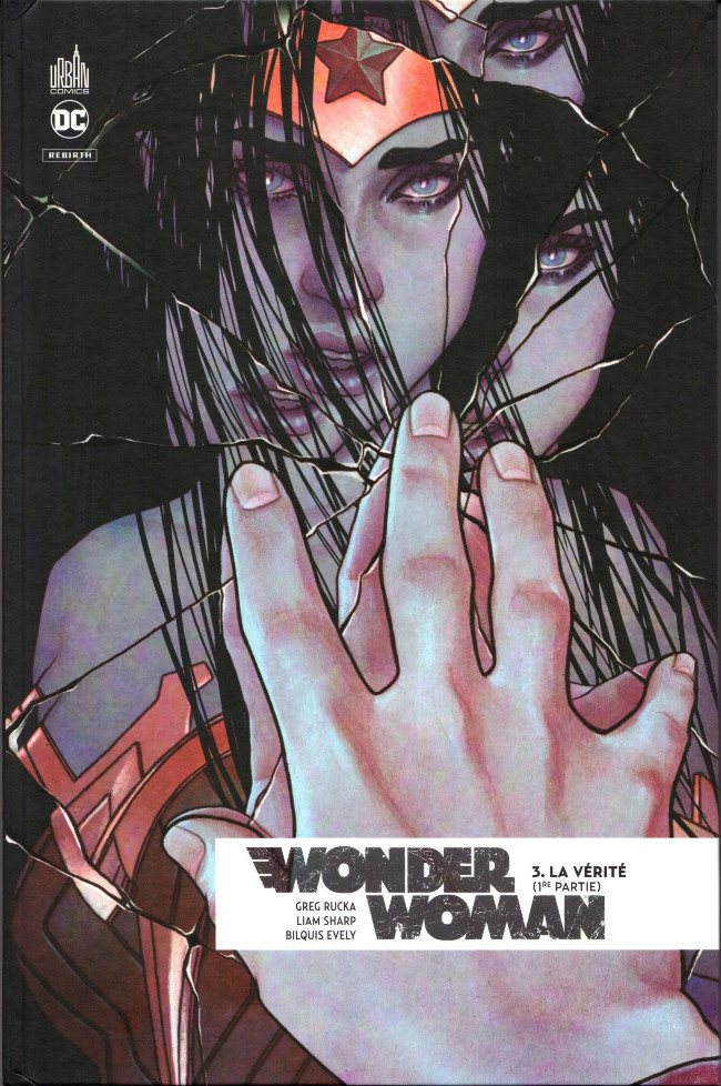Wonder Woman Rebirth - Tome 3 : La Vérité (1re partie)