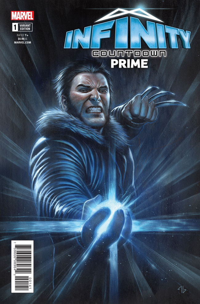 Couverture de Infinity Countdown Prime (2018) -1B- Issue 1