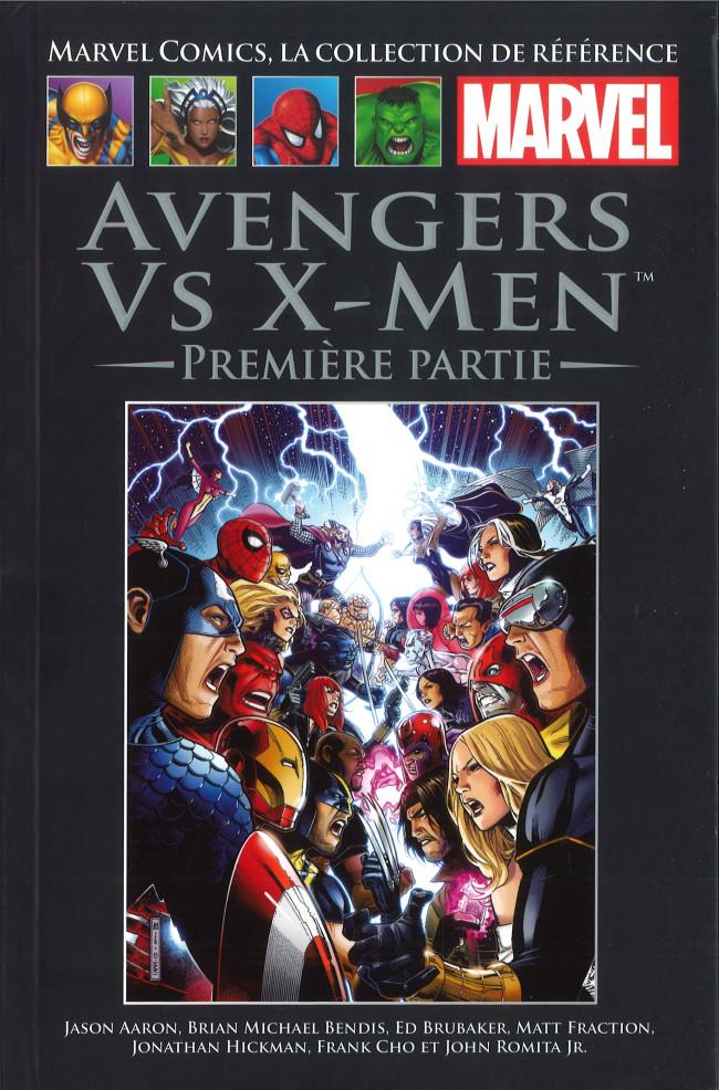 Couverture de Marvel Comics - La collection (Hachette) -10577- Avengers Vs X-Men - Première Partie