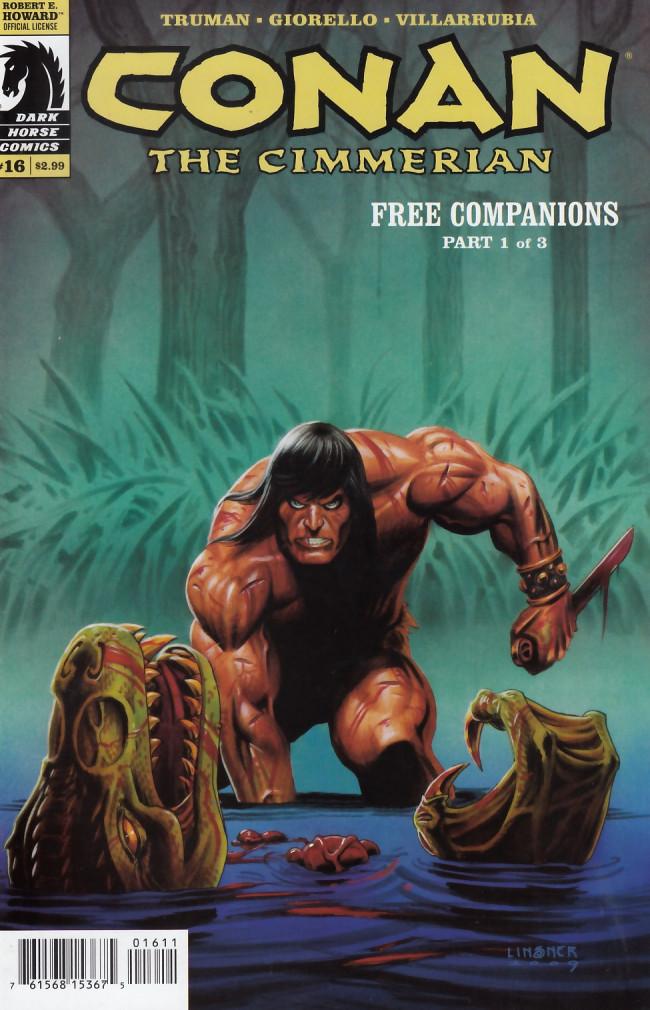 Couverture de Conan the Cimmerian (2008) -16- Alliance