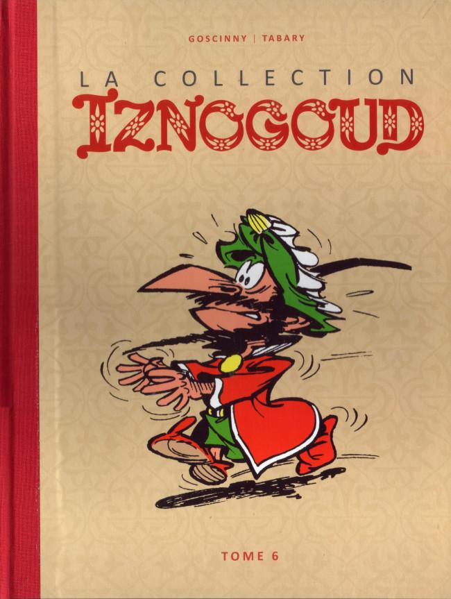 Couverture de Iznogoud - La Collection (Hachette) -6- Tome 6