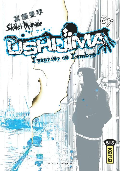 Couverture de Ushijima - L'usurier de l'ombre -37- Tome 37