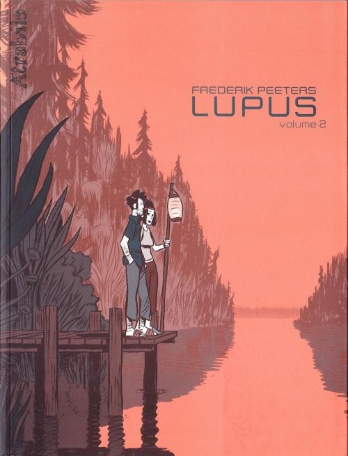 Couverture de Lupus -2- Volume 2