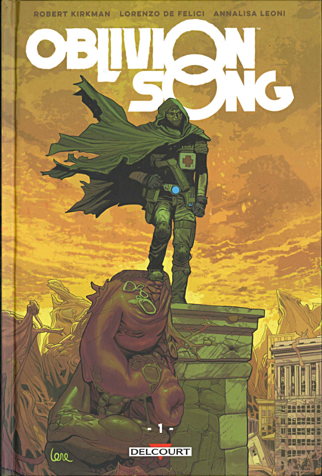 Couverture de Oblivion Song -1- Tome 1